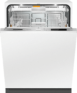 G 6987 SCVi K2O AM - Fully-integrated, full-size dishwasher with hidden control panel, 3D+ cutlery tray, Knock2open and custom panel ready--NO_COLOR